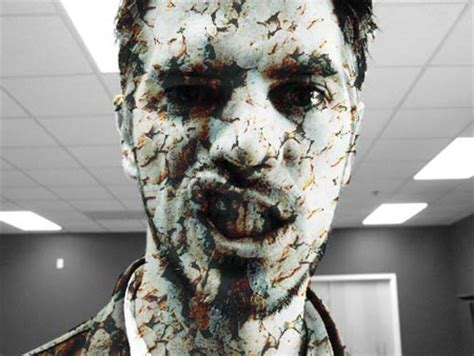zombie tutorial on photoshop 20 free halloween photoshop tutorials