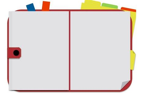 customizable notepad template