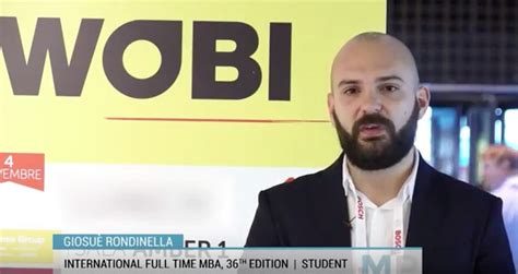 Mba Mip by Mip Mba Students At World Business Forum Milan 2015