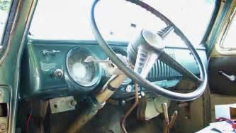 1954 chevy truck dash flickr photo