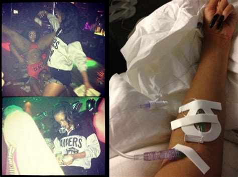 Friends Hospital Detox by Friends Urging Rihanna To To Rehab