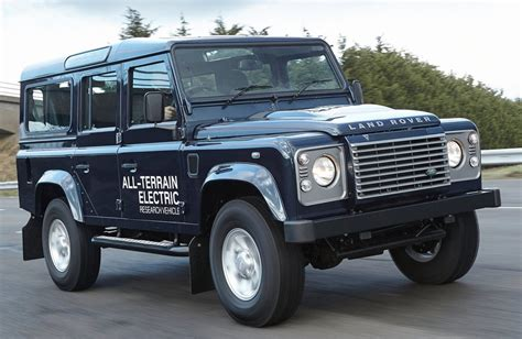 land rover defender 2013 2013 land rover defender electric concept machinespider com
