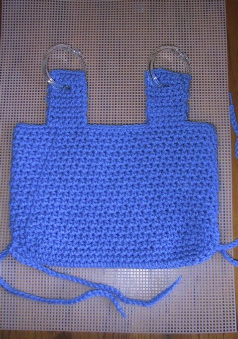 walker tote bag crochet pattern crochet walker wheelchair tote for charity this tote