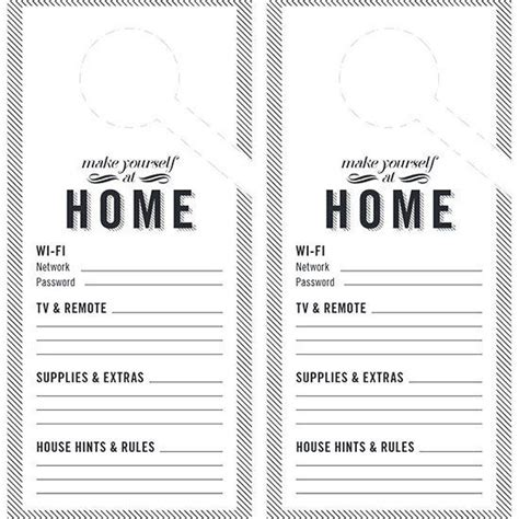 airbnb house safety card template 1000 images about airbnb my house on guest