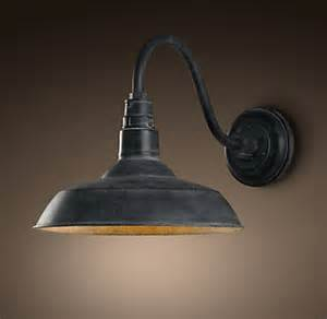 exterior barn lighting fixtures vintage barn sconce