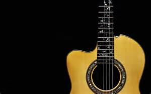 acoustic guitar wallpapers hd
