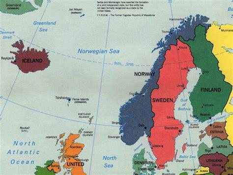 Buku Skandinavia apa itu skandinavia fakta sejarah informasi lainnya