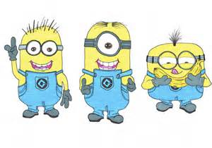 minion drawings minions drawing by jumarco11 on deviantart