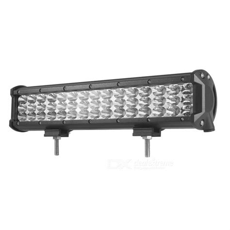 15 Inch Led Light Bar Mz 15 Inch Tri Row 135w Led Work Light Bar Spot 13500lm For Road Free Shipping Dealextreme