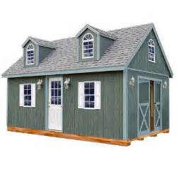 best barns arlington 12 ft x 24 ft wood storage shed kit