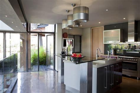 South African Villa By Nico Van Der Meulen Kitchen Designs South Africa