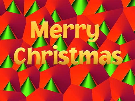 Merry Christmas Templates For Powerpoint Presentations Merry Powerpoint Template