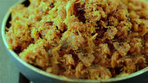 cara membuat omelet abon resep rahasia cara membuat abon lele enak dan gurih