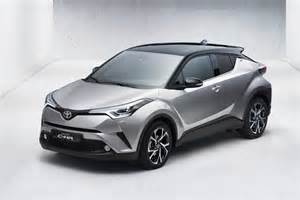 Toyota Us1 Toyota C Hr Compact Suv Revealed New 1 2t On Sale In