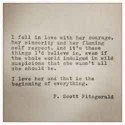 Love Quotes F by Famous Love Quotes F Scott Fitzgerald True Romance Weddings