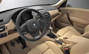 Bmw X3 Interior Car And Driver