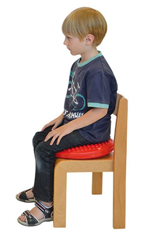 Sit In A Chair Or Sit On A Chair by Gymnic Disc Sit Junior Disc O Sit Jr Dcd Dyspraxia