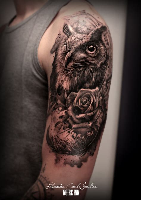 green ink owl pictures to pin on pinterest tattooskid