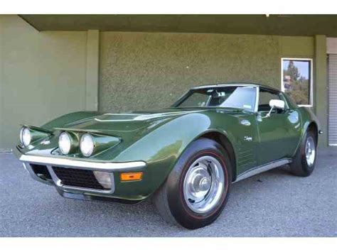 1970 corvette interior 1970 chevrolet corvette for sale on classiccars 37