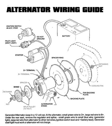 vw beetle alternator wiring diagram 4k wallpapers