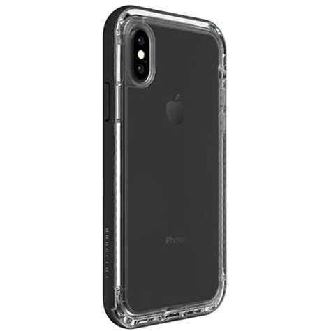 lifeproof n 203 xt for iphone x xs black