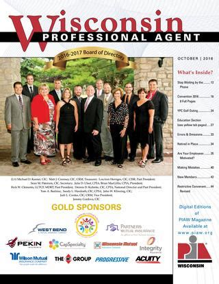 section 8 cpia october 2016 wisconsin professional agent by professional