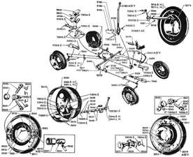Truck Brake System Parts Ford F700 Hydromax Brakes Parts Auto Parts Diagrams