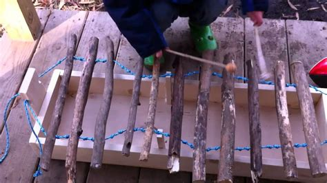 How To Make A Handmade - xylophone