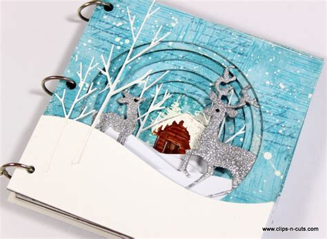 the tunnel picture book winter themed tunnel book n cuts