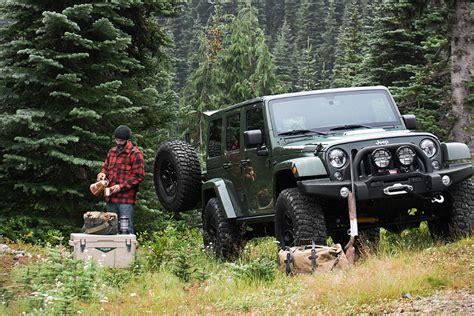 jeep brute filson aev filson edition wrangler gearmoose