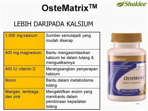 Harga Matrix Vitamin 15 kepentingan magnesium untuk kesihatan vitamin cerdik