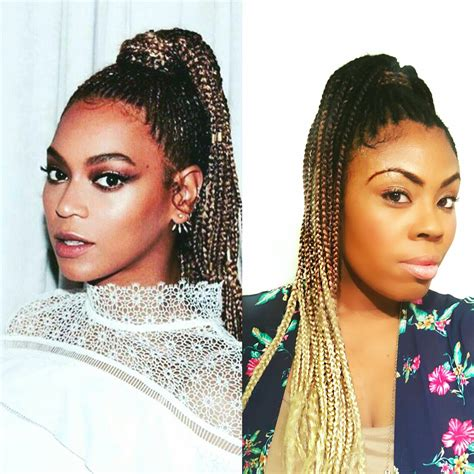 nicki minaj inspired feedin cornrows done by london s beyonce braids hairstyles fade haircut