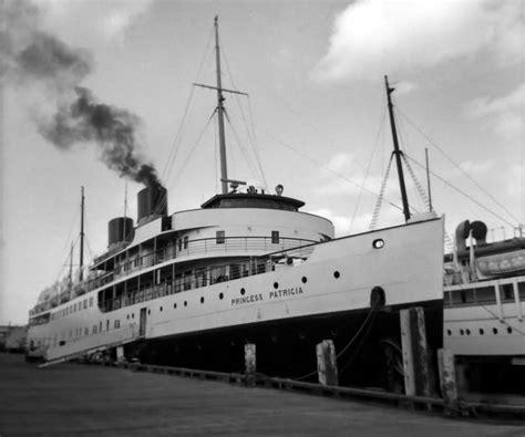 Cp Princes bc history some photos of cp princess ships
