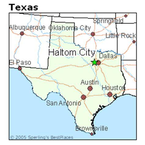 where is haltom city texas on the map haltom city texas