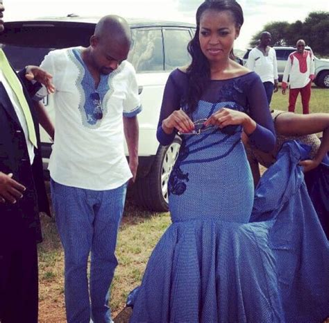 Shweshwe Wedding Dresses South Africa ? 2018 ?   Nails C
