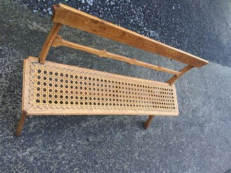 art nouveau bench art nouveau oak bench circa 1900 for sale at 1stdibs
