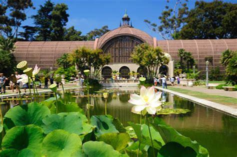 Botanical Gardens San Diego Balboa Park Balboa Park San Diego California Ca