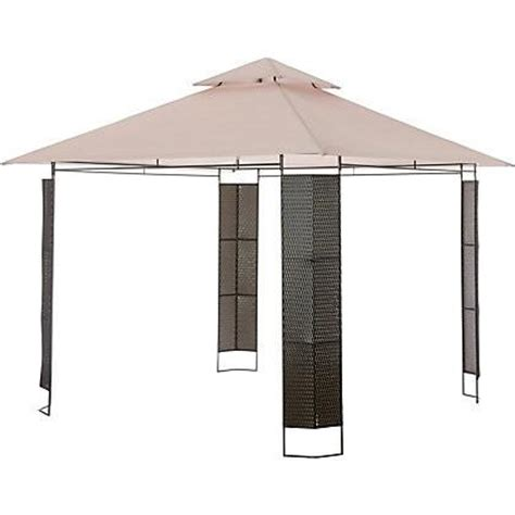 gazebo spare parts canopy for 3m x 3m patio gazebo two tier gazebo spare