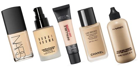 best foundation best foundation for all skin types our top ten
