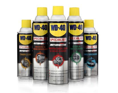 better than wd40 wd 40 174 specialist automotive products wd 40 company asia