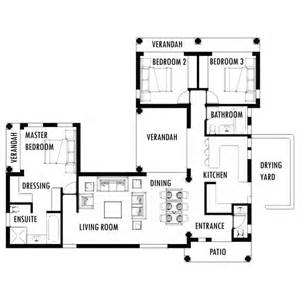 How To Design House Plans | 3 bedroom 160m2 house plans south africahouse plans