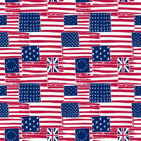 the evolution of the american flag fabric majobv