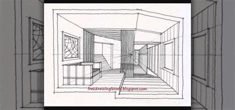 how to draw 3d rooms how to draw a large room with sectioned spaces