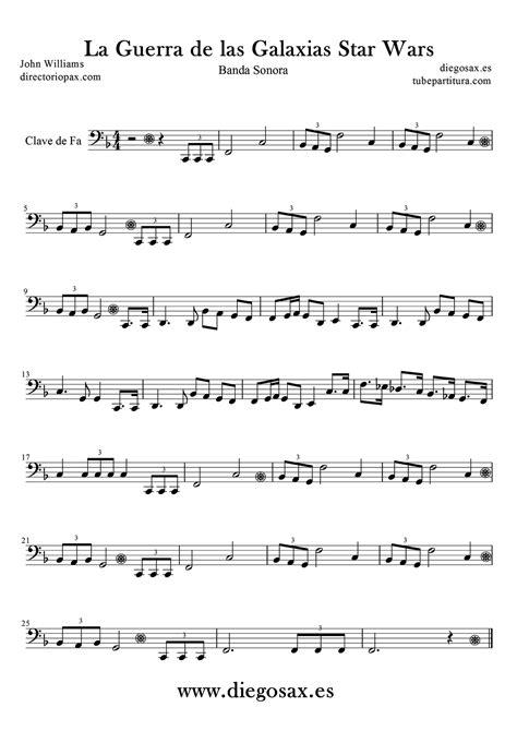 jorge blanco voy por ti viola sheet music diegosax star wars partituras para tromb 243 n viola fagot
