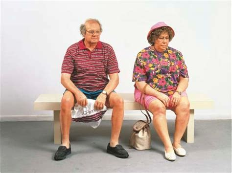 duane hanson man on a bench duane hanson 1925 1996 old couple on a bench christie s