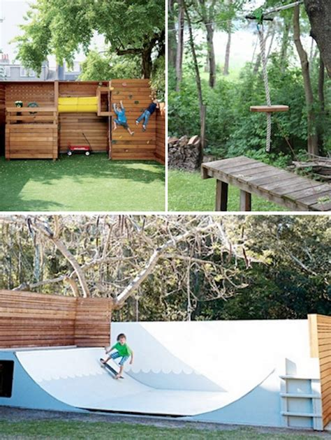 create your own backyard paradise room to play who says