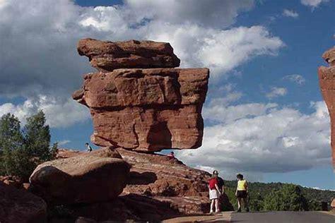 Garden Of The Gods Atv Balanced Rock