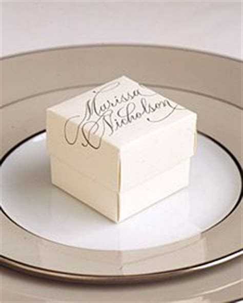 do you write wedding place cards 1000 images about favorite favor boxes on