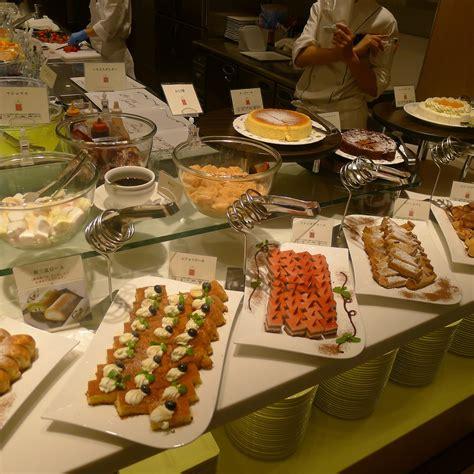 asakusa view hotel sky grill buffet bar musashi on the
