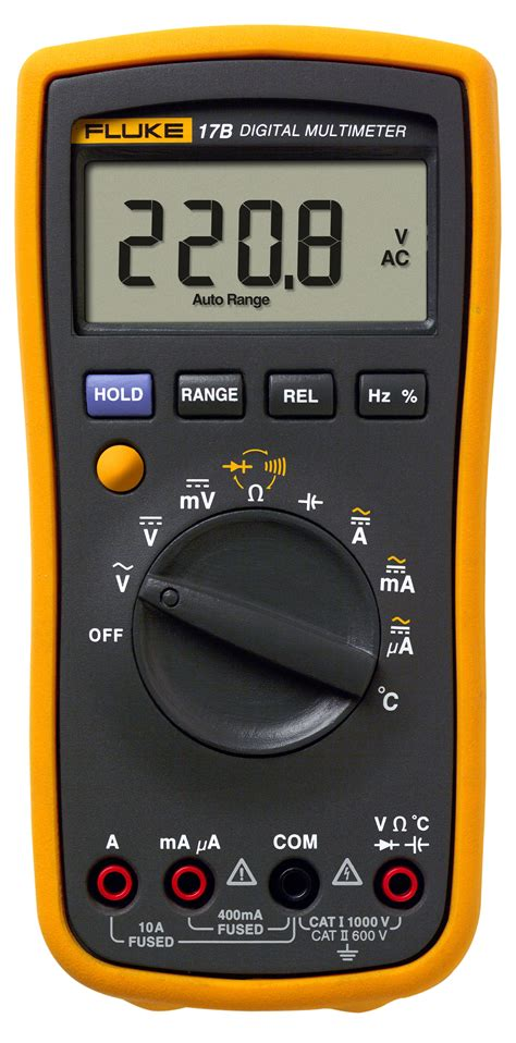 Fluke 17b Multimeter Digital fluke 17b digital multimeter